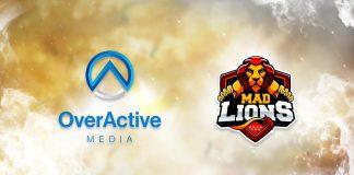 OverActive Media MAD Lions E.C.