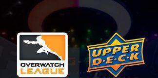 Overwatch League Upper Deck