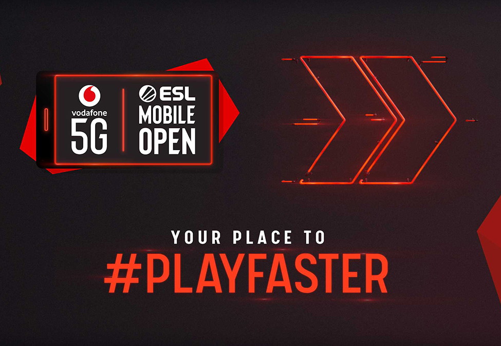 Vodafone 5G ESL Mobile Open
