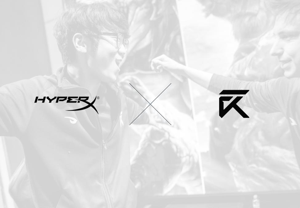 Excel Esports HyperX