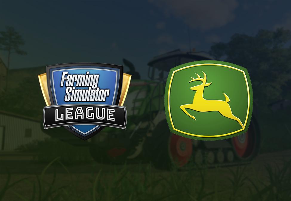 Farming Simulator League John Deere