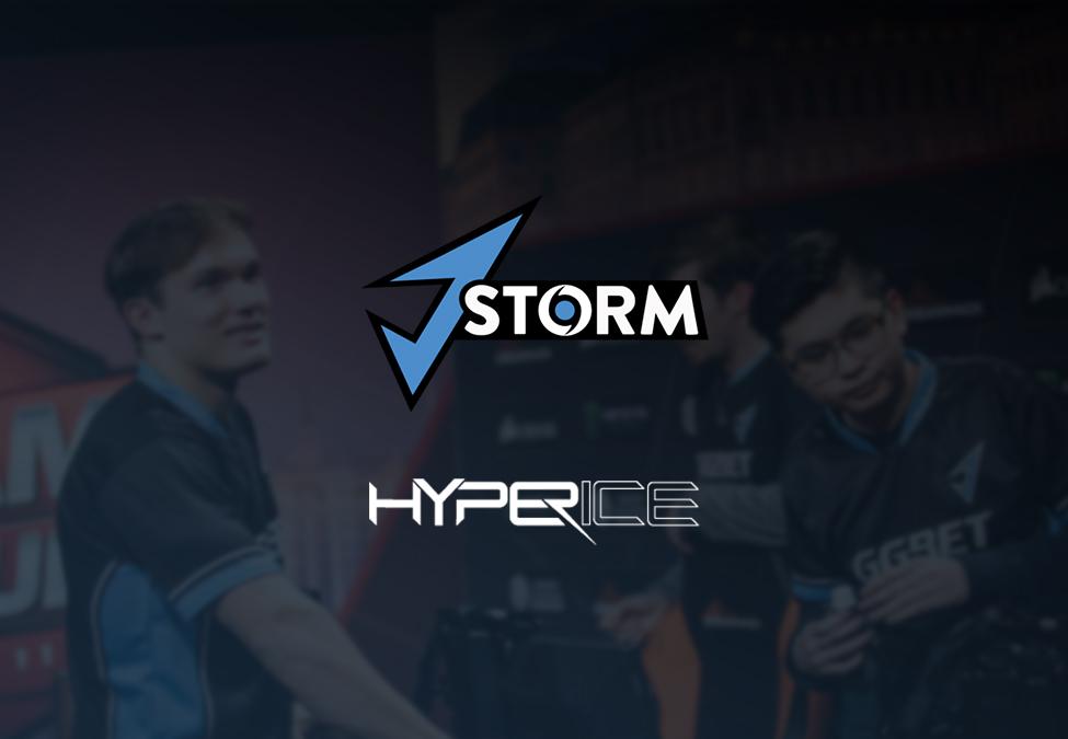 J.Storm Hyperice