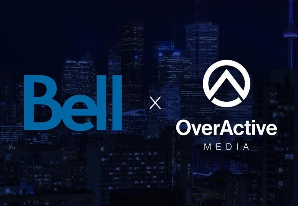 OverActive Media Bell