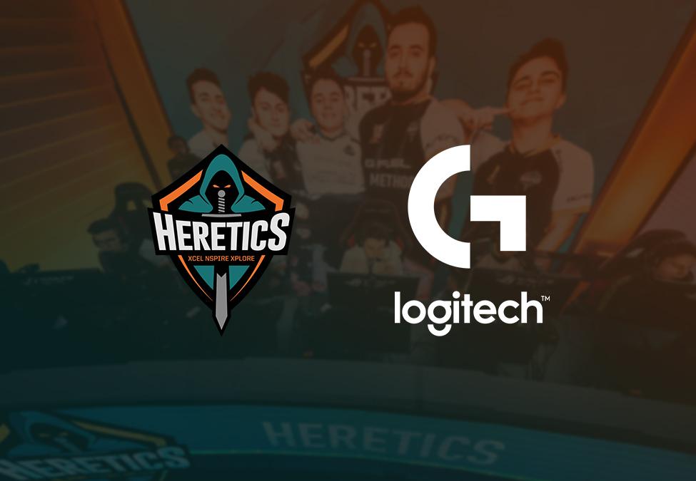 Team Heretics Logitech G