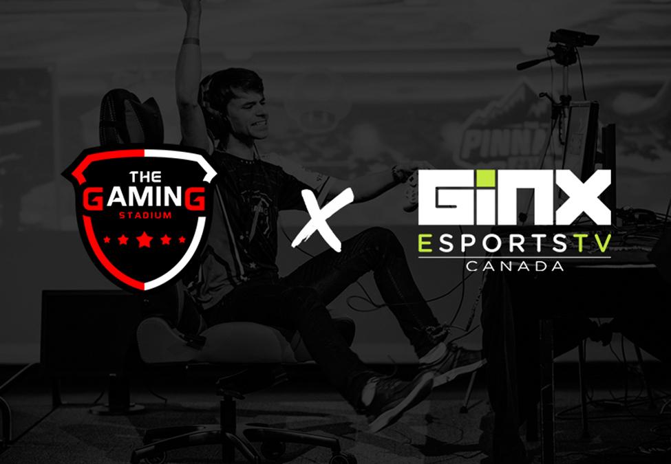 The Gaming Stadium GINX Esports TV Canada