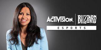 Johanna Faries Call of Duty esports