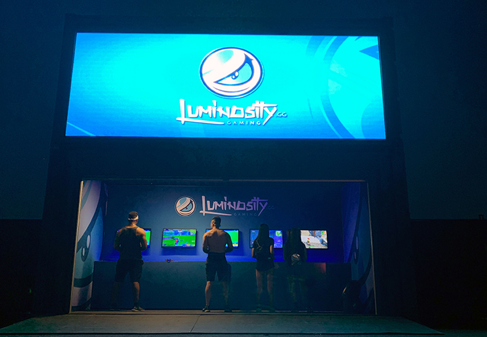 Luminosity Gaming BIG Digital