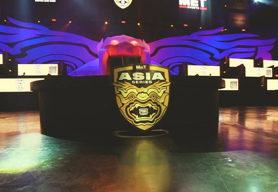 MET Asia Series PUBG Classic