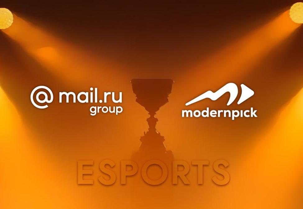 Mail.ru ESforce Modern Pick