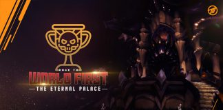 Race to World First: The Eternal Palace