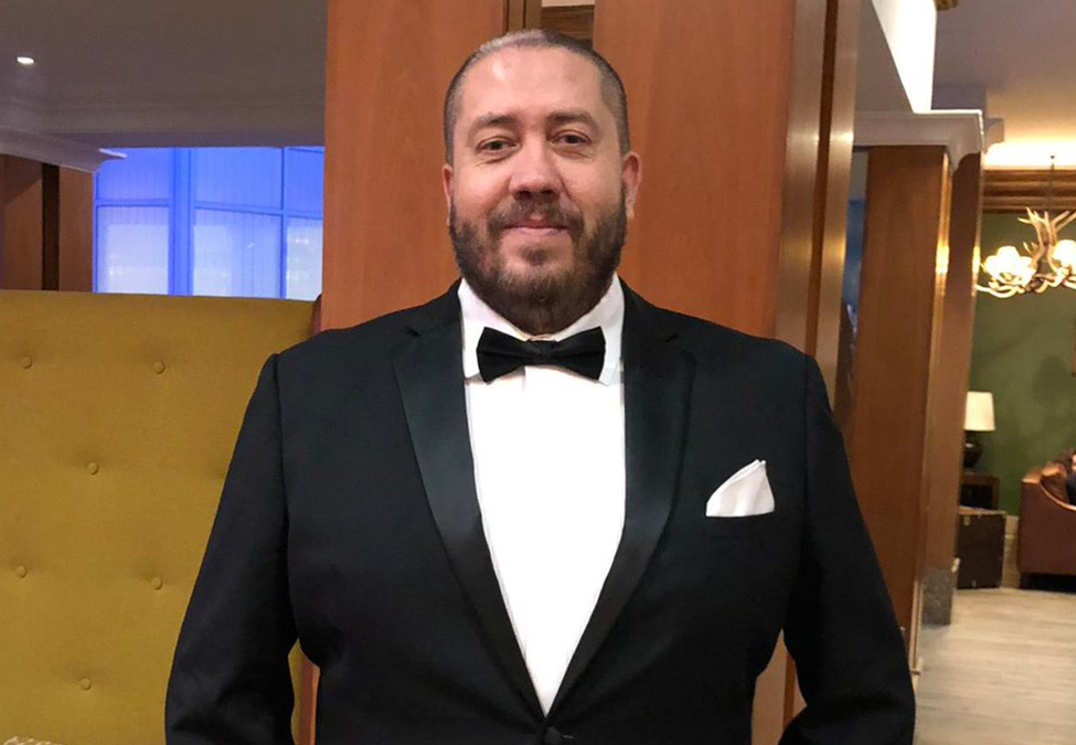 Michael 'ODEE' O'Dell ReKTGlobal