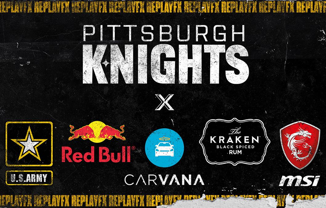 Pittsburgh Knights Replax FX Sponsors