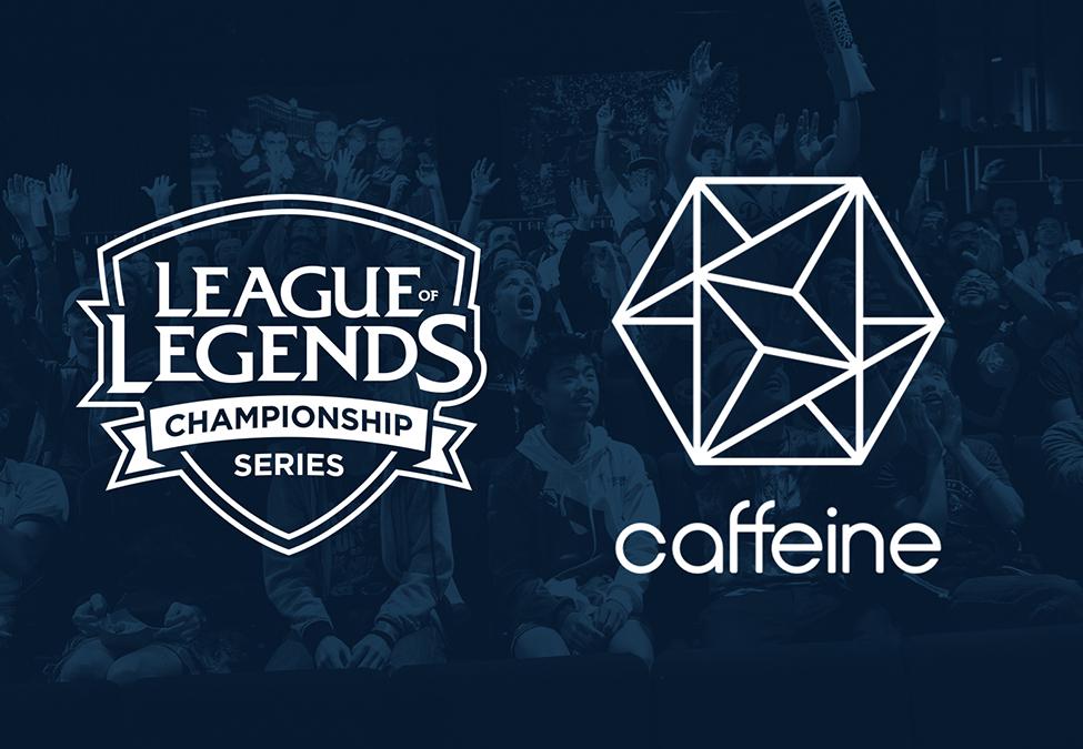 Riot Games LCS Caffeine