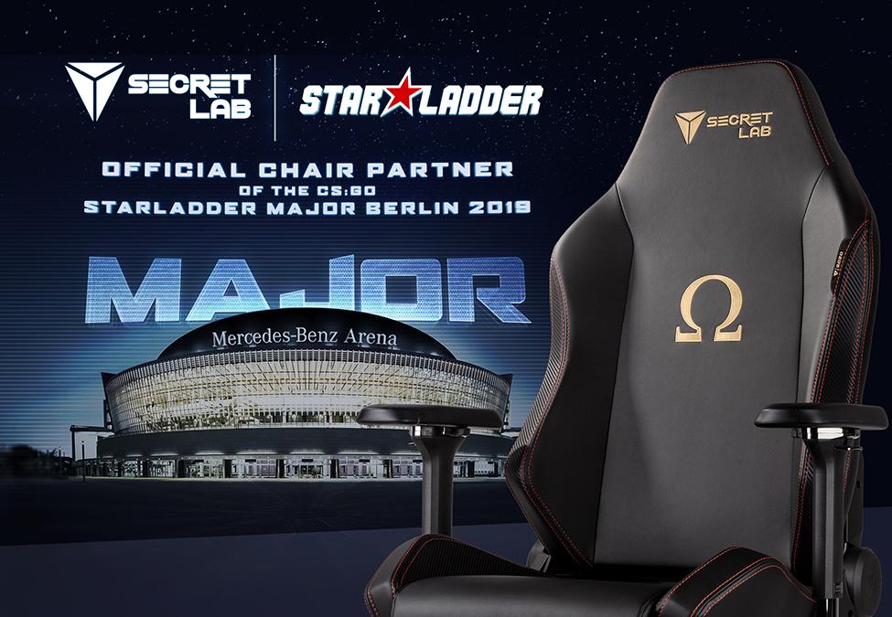 StarLadder Major Berlin Secretlab