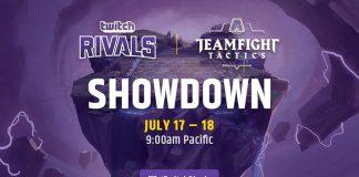 Teamfight Tactics Twitch Rivals