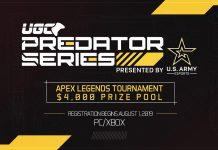 UGC U.S. Army Esports Apex Predator Series