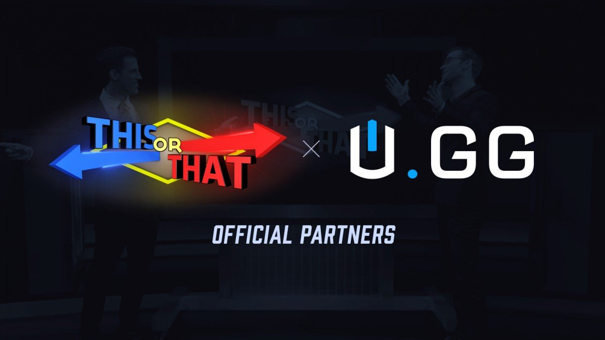 U.GG Riot Games This or That