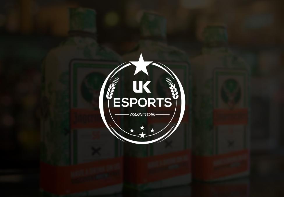 UK Esports Awards Jagermeister