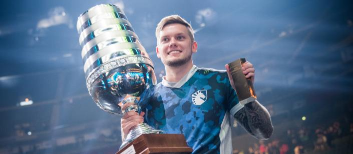 Team Liquid win the second season of Intel Grand Slam