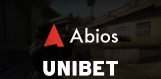 Abios Unibet Partnership