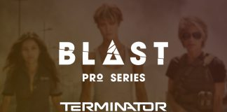 BLAST Pro Series Moscow Terminator Dark Fate