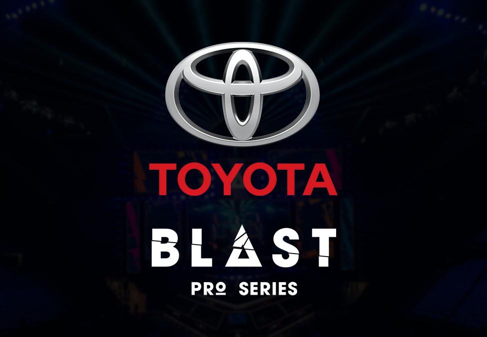 BLAST Pro Series Moscow Toyota