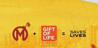Florida Mayhem Gift of Life Marrow Registry