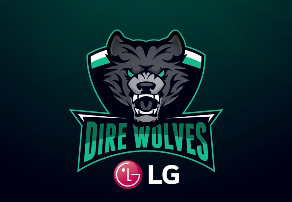 LG Australia Dire Wolves Renewal