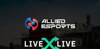 LiveXLive Allied Esports