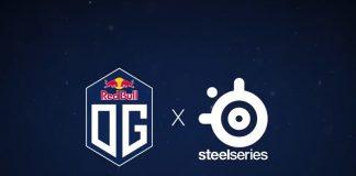 OG SteelSeries Partnership