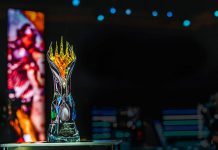 Magic: The Gathering Trophy
