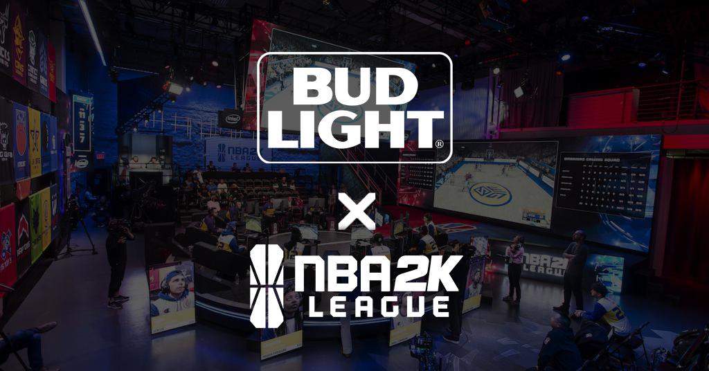 NBA 2K League Bud Light