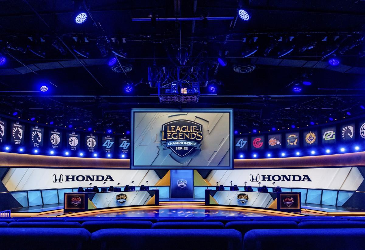 Honda Riot Games LCS