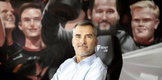 Anders Horsholt boards Astralis Group