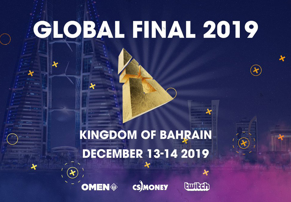 BLAST Pro Series Global Final 2019 Bahrain