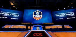 ECS 8 Esports Stadium Arlington