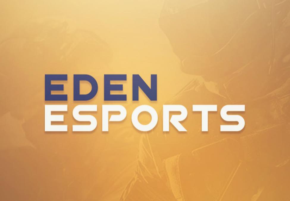 Eden Esports Rebrand
