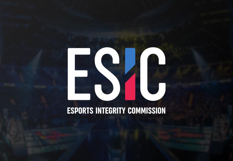 Esports Integrity Commission rebrand