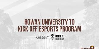 Rowan University N3rd Street Gamers