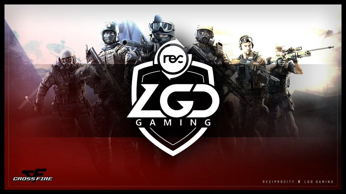 Team Reciprocity LGD Gaming