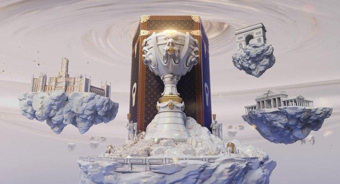 Louis Vuitton League of Legends World Championship