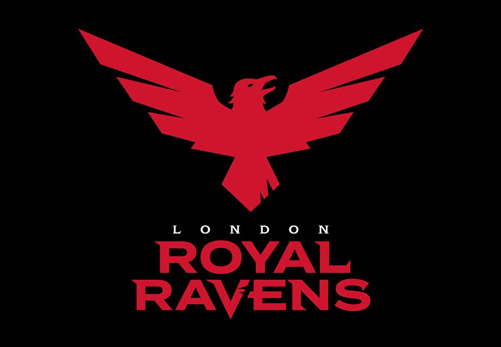 London Royal Ravens Branding
