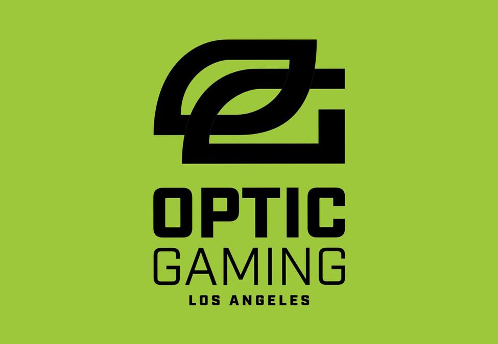 OpTic Gaming Los Angeles Branding