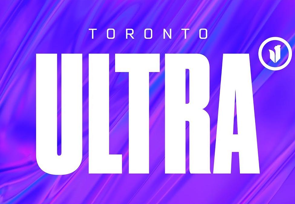 Toronto Ultra Branding