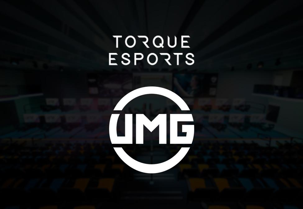 Torque Esports UMG Media