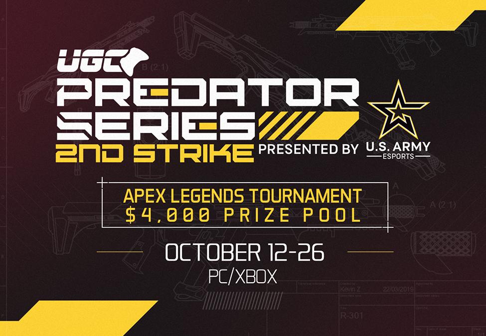 UGC Apex Predator Series 2nd Strike