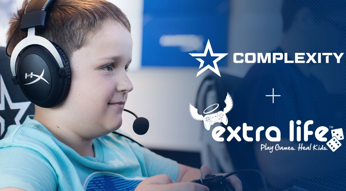 Complexity Gaming Extra Life