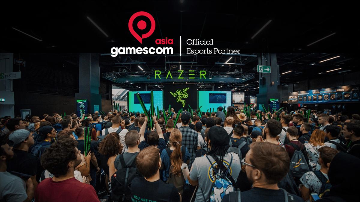 Razer gamescom asia