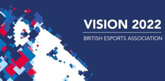 British Esports Association Vision 2022