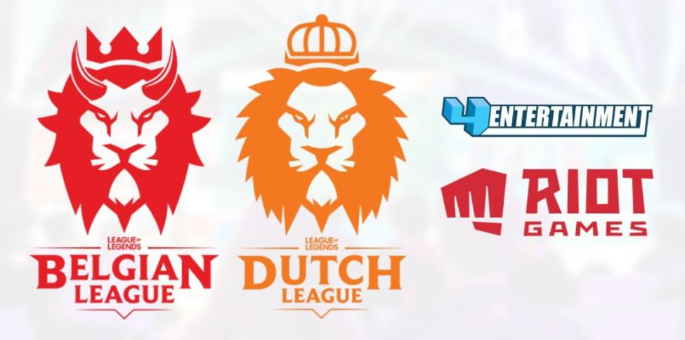 Riot Games Belgian League Dutch League